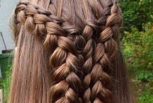 Hair diy / AWSOME hair design follow me on Instagram to see the rest @gab.zoe