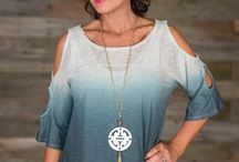 Trends We Love: Off The Shoulder / http://glamourfarms.com/  ~follow us on Facebook, Instagram, & Twitter!