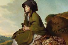 empire cantiniere / chłopki, handlarki, markientanki napoleońskie
