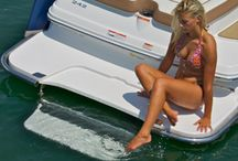 Sport boats / Sport boats 17 - 30 ft - the sportiest, slickest, meanest out there. If you want to go fast, follow me!