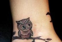 Tatts / by Amanda Edwards