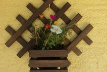 artesanato com madeira