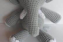 Crochet zoo