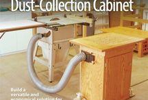Stofafzuigsysteem / dust collection