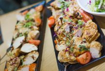 Catering at Towcester / Our team of dedicated and professional catering staff will ensure that all your individual needs are satisfied. A selection of menu and beverage options are available.