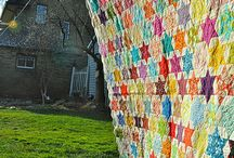 Six Point Star Quilts / by Megan Todd Rodenburg