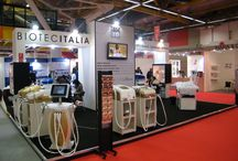 BiotecItalia #Exhibition / #BiotecItalia is always present to most importamt #cosmetic and #medical #exhibition all aver the world. Travel with us through these #beautiful #pictures!