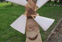 le sancho en bois