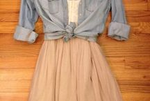Cute vintage outfits