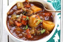vegan stews and casseroles