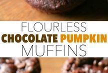 Cakes, Cupcakes, Muffins & Brownies / Baking