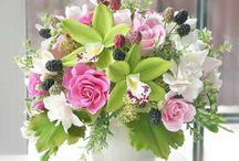 Kwiaty (Flowers) / bukiety, kwiaty
