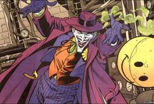 Joker comic books