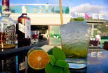 Fabulous Mojito  /  10 different types of Mojito @ The Kee Sky Lounge and Restaurant in the Kee Resort and Spa Patong.