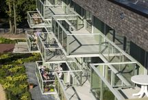Renovum - BalkonBreed - GalerijComfort - SpeciaalProjecten - Balustrades / gevels balkons balustrades hekwerken