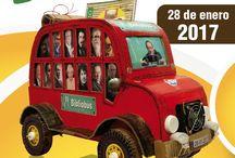 Día del Bibliobús 2017 / Fotografias relacionadas con el Día del Bibliobús en España  (28 de enero)