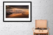 Mark Galer - Framed Artwork