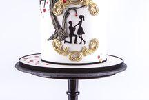 Engagement Cakes / Engagement Cakes