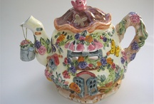 High Tea - Teapots