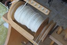 Yarn - Spinning / by Viola Bow