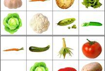 Gyümölcs zöldség