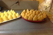 I miei arancini siciliani / Cibo