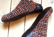 мастерская вязаной обуви