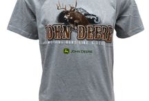 Mens John Deere Clothing