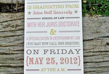 Graduation-He Did It!! / by Cheryl Lange