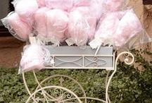 Party - Vintage Peach/Grey Wedding