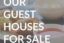 Guest House Inspiration / A collection of advice, tips and images to inspire Guest House owners.