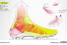 Footwear Design. / Shoes.