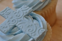 Baptism Cakes / Party & Decorations