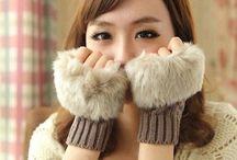 scarf&glove&hat