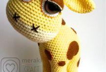 giraffa occhioni