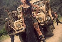 Post-apocalyptic clothing
