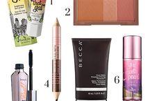 Beauty Products I Love / by allison wheeler / wanderlings
