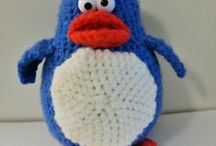 My creations / I love to crochet amigurumi's for fun and by order. Here are my creations!