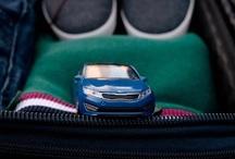 Verrassend op reis / by Kia Motors Nederland