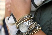 How to: Accessorize / Can you say ARM PARTY!?! / by Jadelynn Brooke