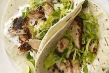 Healthy lunches,wraps & mexican