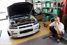 Cars I love / R34 GTR, R35 and All JDM Cars