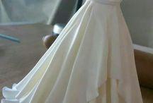vestidos de novia en porcelana