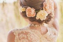 Floral Hair Wear
