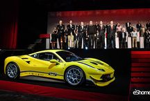 شرکت فراری مدل ۴۸۸ GTB چلنج را معرفی کرد