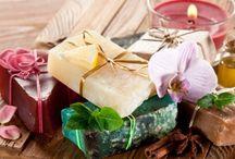 Domácí výroba(např.mýdlo)