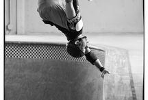 skateboarding / Even een test bij de foto schrijven