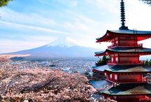 Япония, достопримечательности