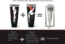 Secretos de belleza de Hollywood