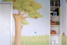 BEAUTIFUL BABY'S ROOM DECORATION